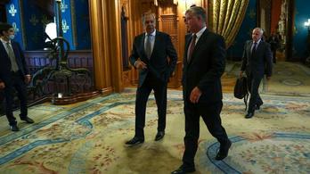 Oroszország óva intette Brüsszelt és Washingtont a Minszk elleni szankcióktól
