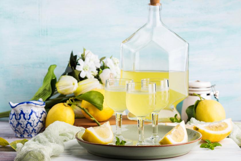 Házi limoncello, vagyis az isteni olasz citromlikőr bevált receptje