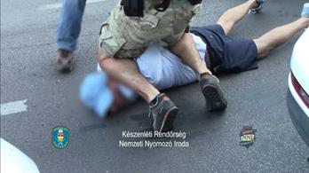 Évek óta bujkáló bankrablót fogtak el Budapesten