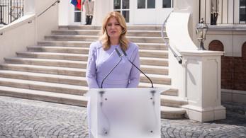 A szlovák államfő elítélte Navalnij megmérgezését