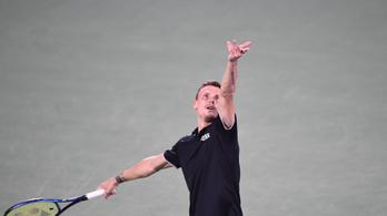 Fucsovics nagyon simán kikapott a New York-i tenisztornán