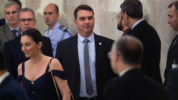 Bolsonaro brazil elnök második fia is koronavírusos