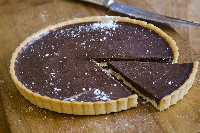 Isteni amerikai csokis pite: laktózmentes változatot mutatunk
