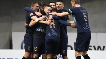 A Felcsút koronavírusos játékosai miatt NB III.-as fiatalokat is visz az Európa Liga-meccsre