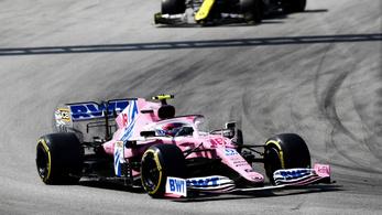 Forma–1: a Renault visszavonta óvását a Mercedest másoló Racing Point ellen