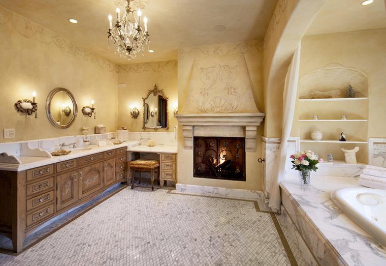 Ha létezik a világon nagyszabású fürdőszoba, akkor ez bizonyosan az