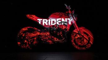 Triumph Trident: leporolják a 675-ös blokkot
