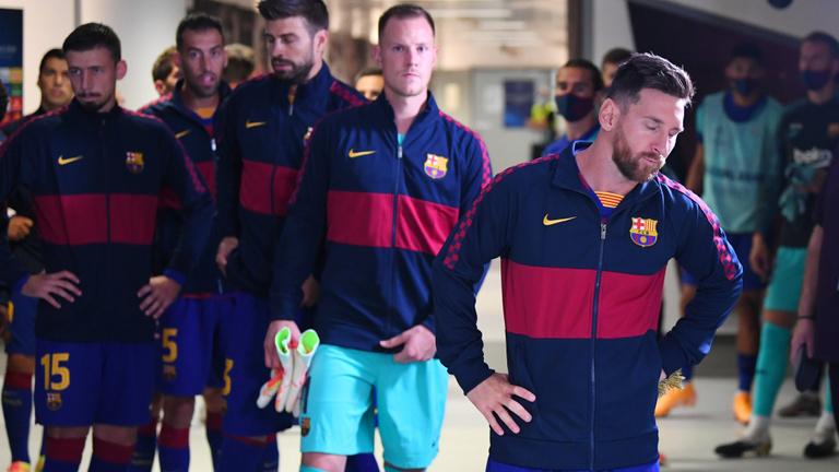 Messi felmérgelte magát, de visszaránthatja még bármi a Barçához?