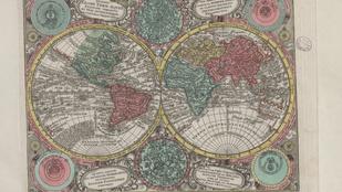 Nézegess 1850 előtt nyomtatott térképeket online! Galéria!