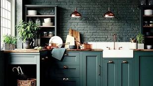 Sötét vagy világos legyen a konyha?