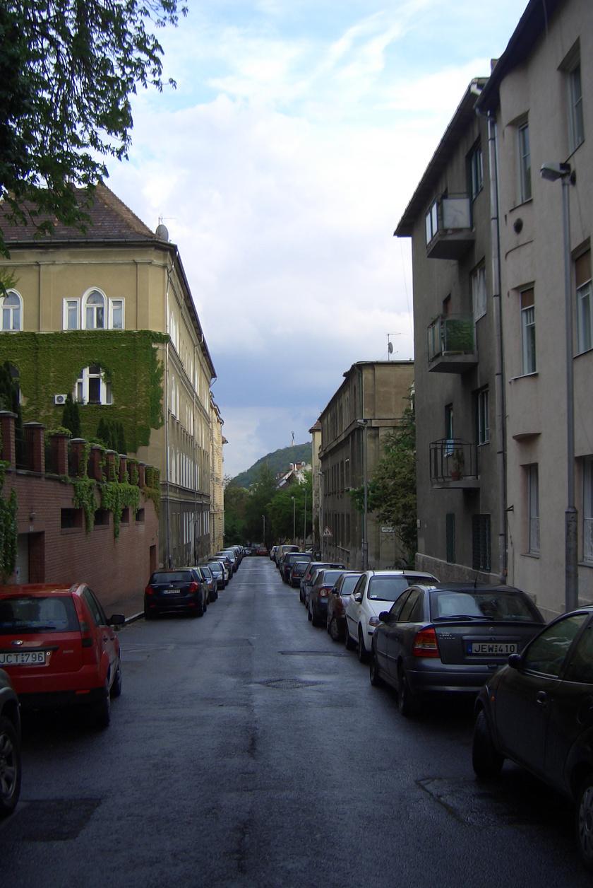 Logodi utca.