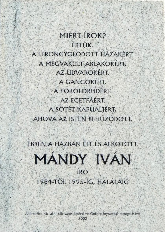 mándy