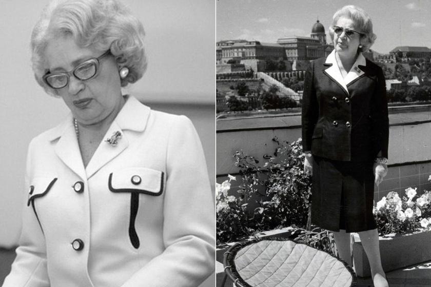 A szocialista magyar elitet öltöztette, átírta a divat fogalmát - Rotschild Klára élete mégsem volt mindig mesébe illő