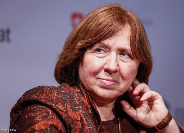 Szvetlana Alekszijevics