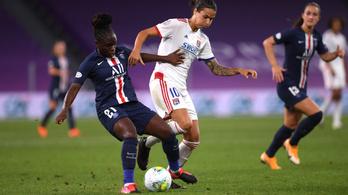 Összejött a Jakabfi–Marozsán-döntő a női BL-döntőben