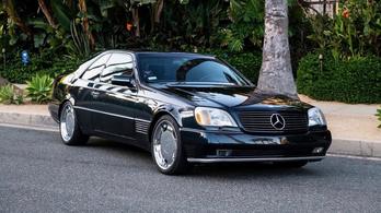 60 millió forintért kelt el Jordan egykori Mercedese