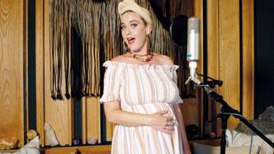 Megszületett Katy Perry és Orlando Bloom lánya