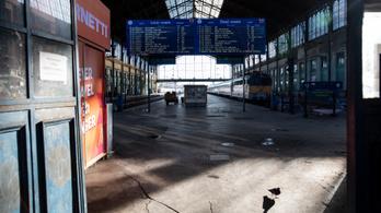 Meghibásodott a biztosítóberendezés a Nyugati pályaudvar és Zugló között