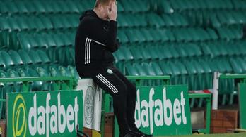 A Celtic edzője kiakadt néhány játékosára a Fradi-vereség után