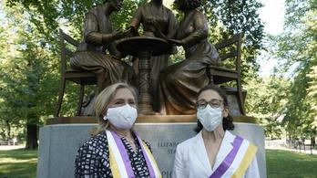 Először kaptak szobrot valódi női történelmi alakok a Central Parkban