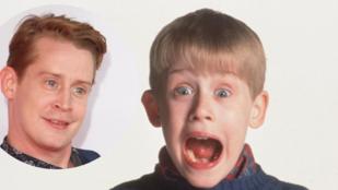 40 éves lett Macaulay Culkin
