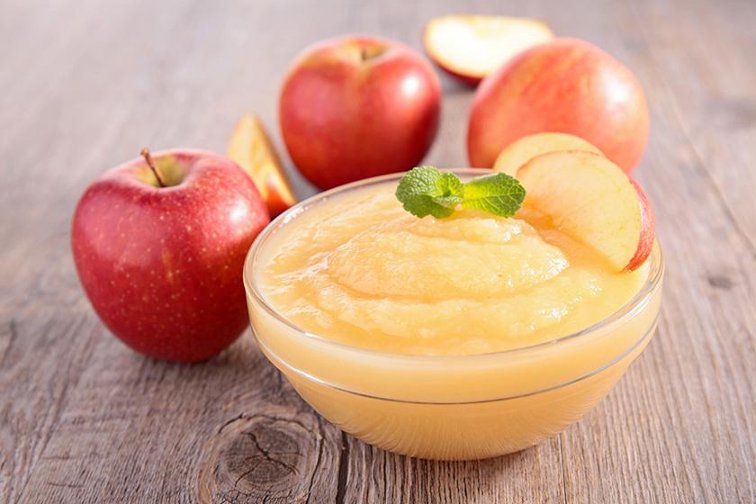 Félórás fűszeres almamártás - Sült húsok mellé is remekül illik