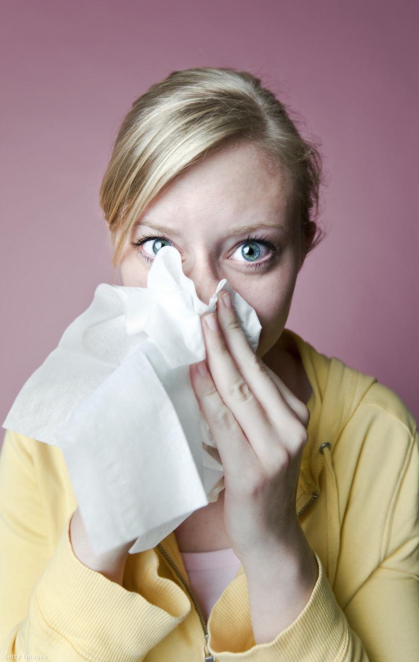asztma allergia bedugult ott