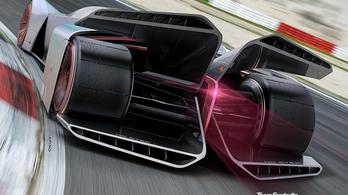 Virtuális versenygépet tervezett a Ford