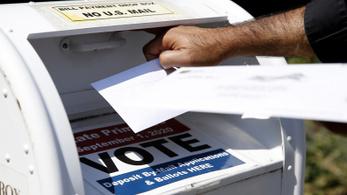 A postai szavazás nem befolyásolja az amerikai elnökválasztás eredményét