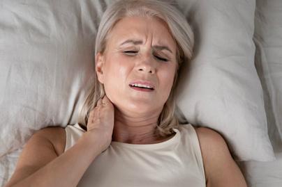 nyakfájás reggelente