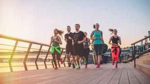 A helyes futótechnika legfontosabb szabályai, avagy ilyen az ideális futómozgás