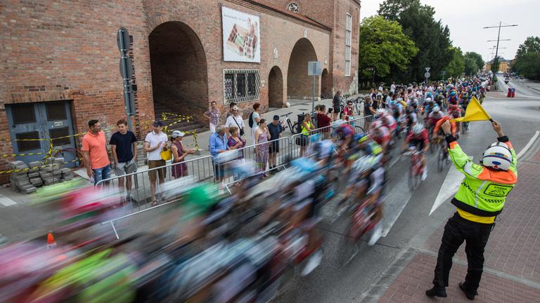 A Tour de Hongrie-val megérkeztünk a világ bringasportjába