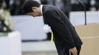 Súlyos betegsége miatt lemondott a japán miniszterelnök