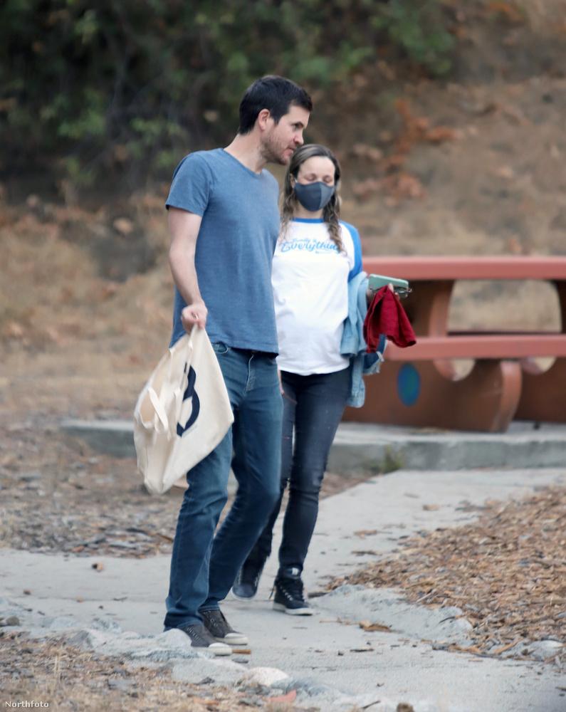 Mindkét gyermek édesapja a fotón is látható Jamie Linden, szövegíró, akivel McAdams 2016-ban jött össze.