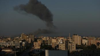 Megérkezett a szokásos izraeli légicsapás