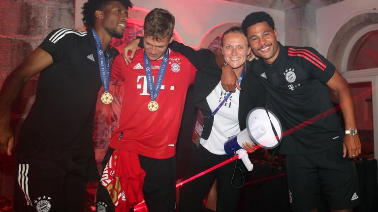 A nő, aki nélkül nem triplázott volna a Bayern