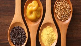 Szereted a mustárt? Tudtad, hogy egyébként egészséges is?