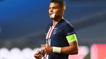 A Chelsea-nél kötött ki Thiago Silva
