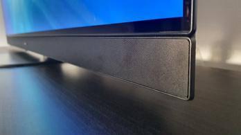 Szögletes idomokba zárt csúcsmozi a Panasonic HZ1500 tévé