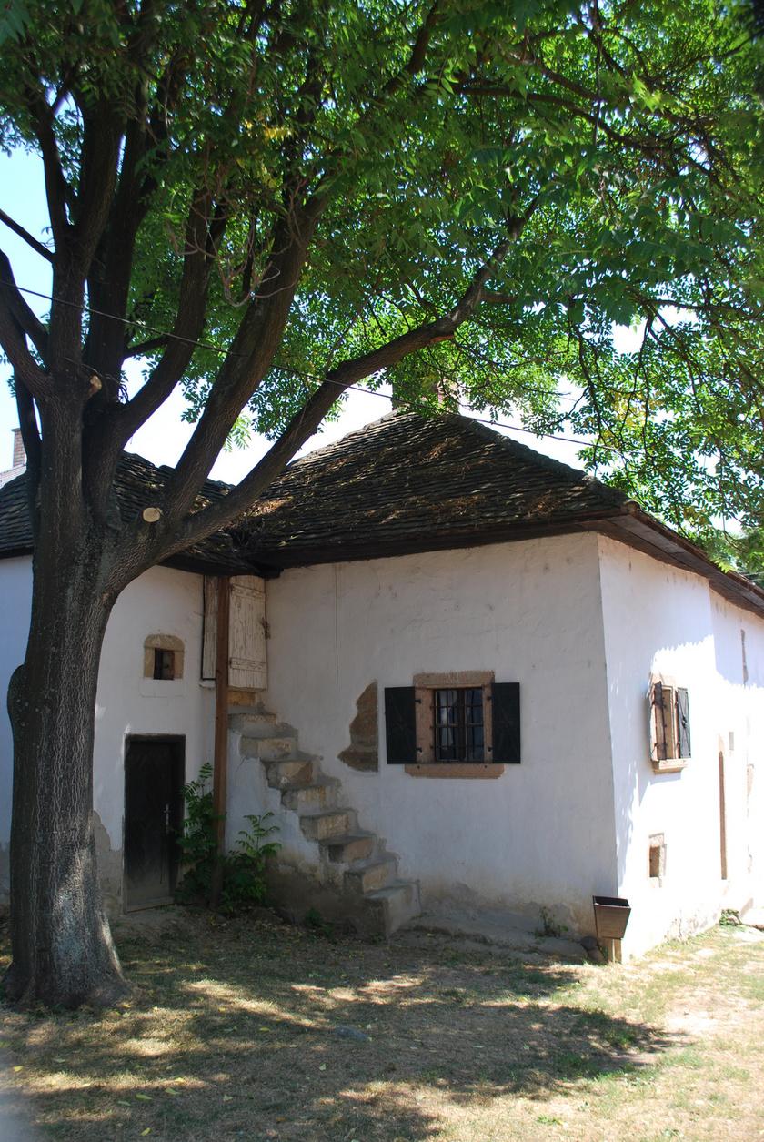 Huszita-ház.