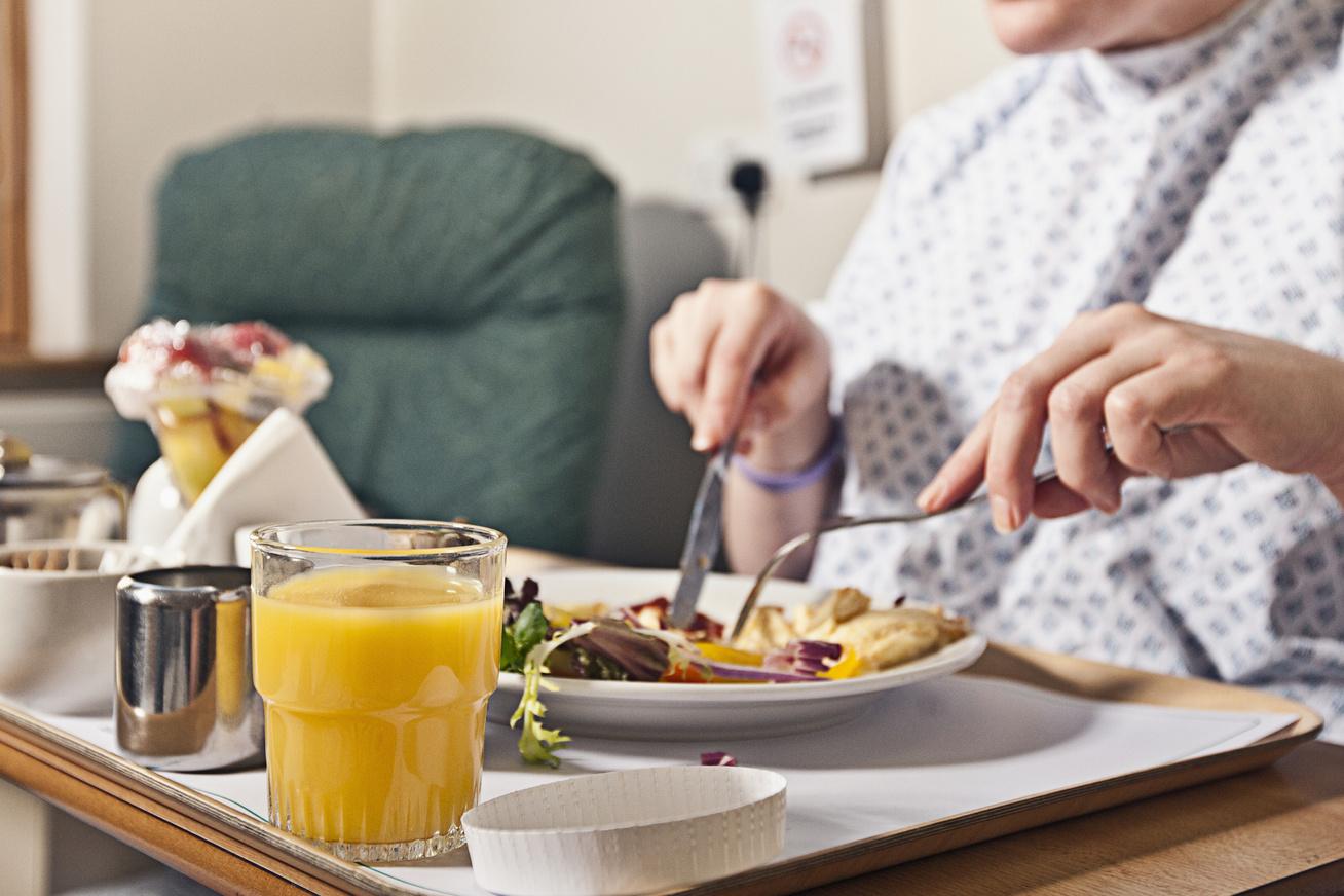 kórházi ételek koszt menük kórház
