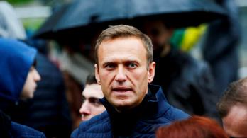 Enyhülnek Navalnij mérgezéses tünetei