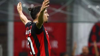 Ibra marad a Milanban