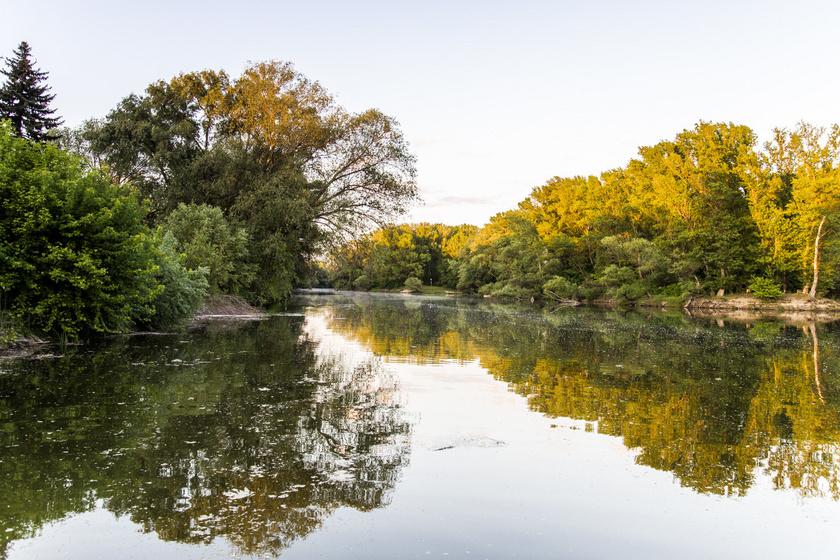 4 ismeretlen sziget Budapest környékén: van, amelyikre ember nem léphet