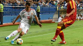 Negatív tesztje ellenére kikerült a válogatott keretből Gazdag Dániel