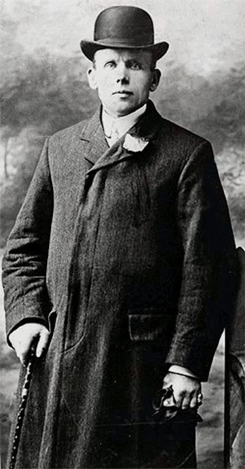 John Henry George Lee.