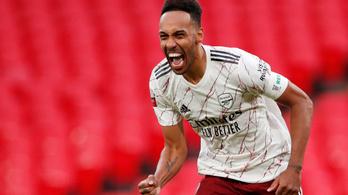 A Wembley-specialista döntött, az Arsenal elvitte a szuperkupát a Liverpool elől