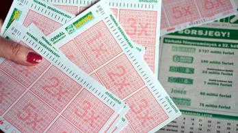6 hete senki nem tippel elég jól az ötös lottón