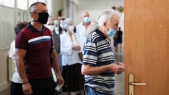 Montenegró választ, a koronavírus-járvány volt a kampány egyik témája