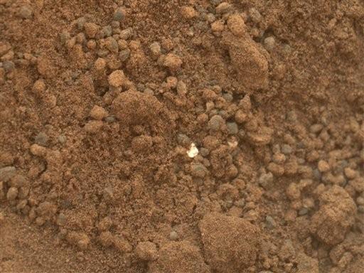 Mars Curiosity Hugh 4